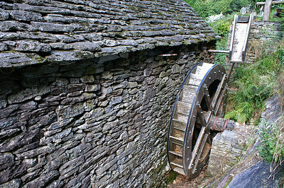 Old Mill of Corippo