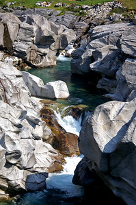 Stroll along the Verzasca