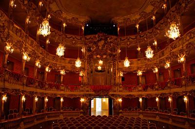 The Cuvilliés Theater  Residenz.
