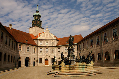 The royal Residenz