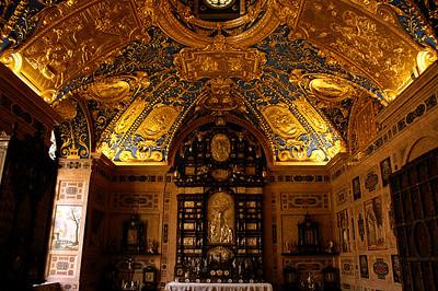Residenz Museum - private Chapel for Herzog Maximilian I.