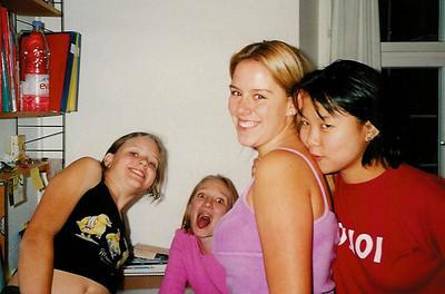 Florance, Claudia, Laura, Jienny