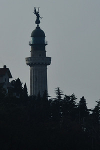 Old lighthouse of Trieste