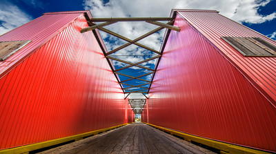 Red Bridge, Keremeos