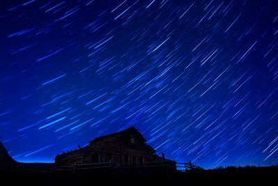 Starry Starry Night at Haynes