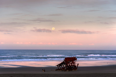 Sunrise Moon