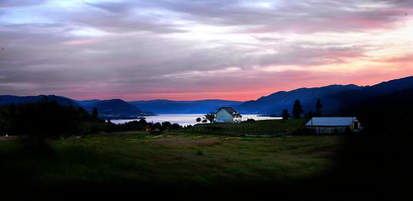 Sunrise Penticton