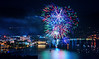 Fireworks Canada Day 2016