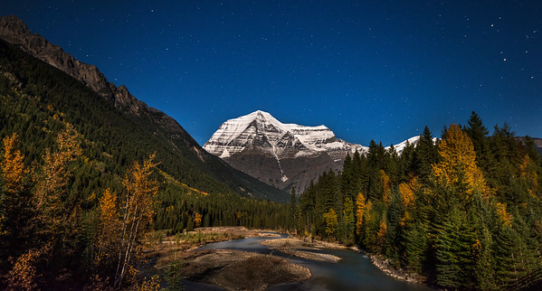 Stargazing One Autumn Night