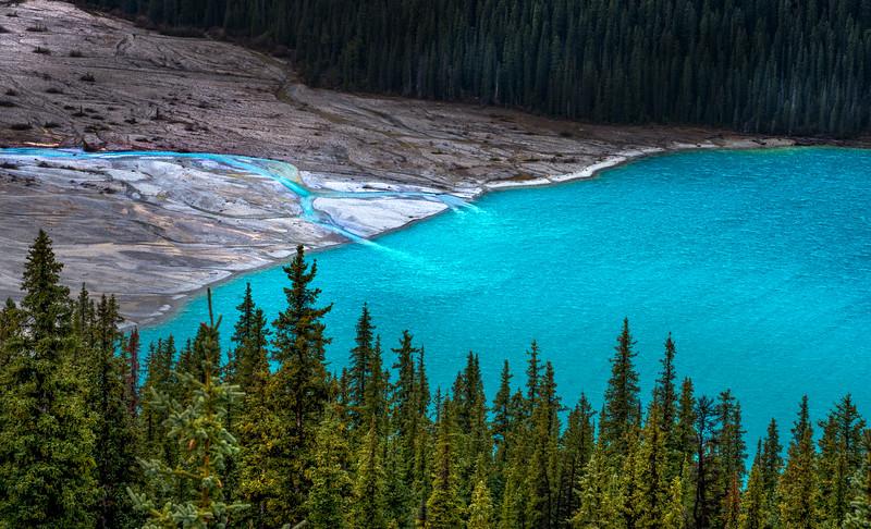 Glacial Rock Flour