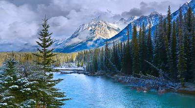 Mount Ishbel Banff
