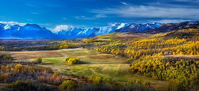 Where the Mountains Meet the Prairie