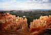 Ponderosa Canyon, Bryce Canyon National park, Utah, USA.