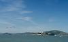 Alcatraz Island  (the infamous federal penitentiary), San Francisco, California, USA.