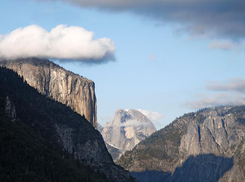 El Capitan rock, Yosemite National Park, California, USA