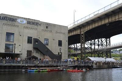 Milwaukee Riverwalk Cruise