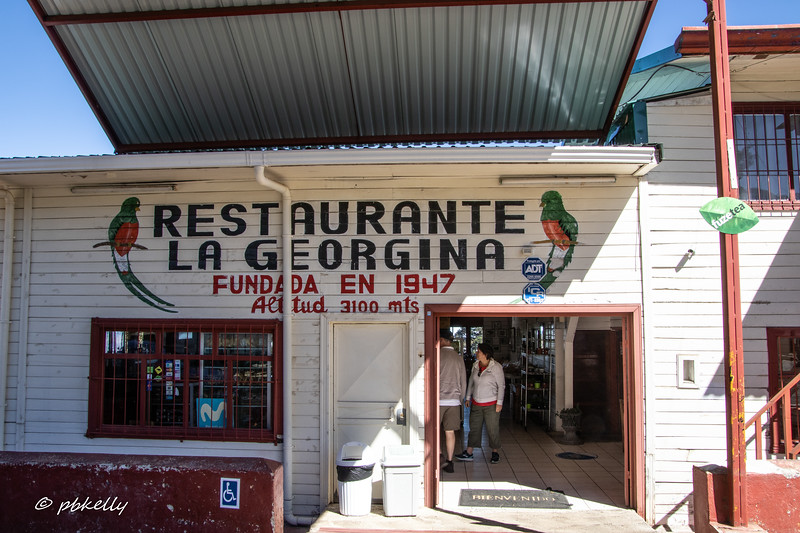 This restaurant has been on the road at 10,000 feet since 1947.