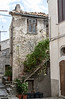 Old housing in Civitanova del Sannio.