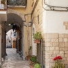 Alley in Bari.