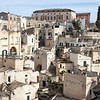 Matera.  Another UNESCO World Heritage site.  Carved into the rock, and then facades added more recently.