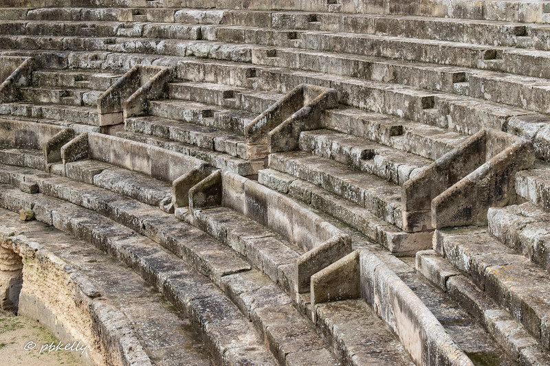Roman theater excavated in Lecce.