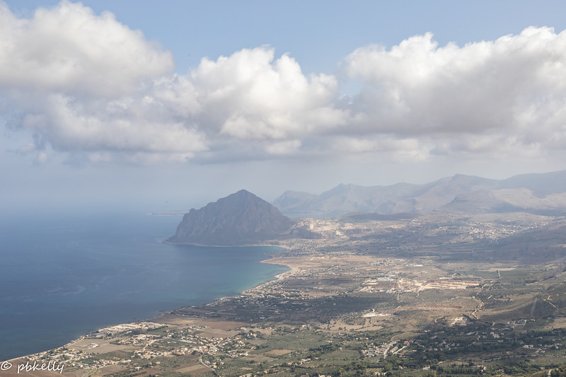 092421.  Hazy view from Erice,