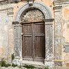 Lovely old door, if not in great condition.