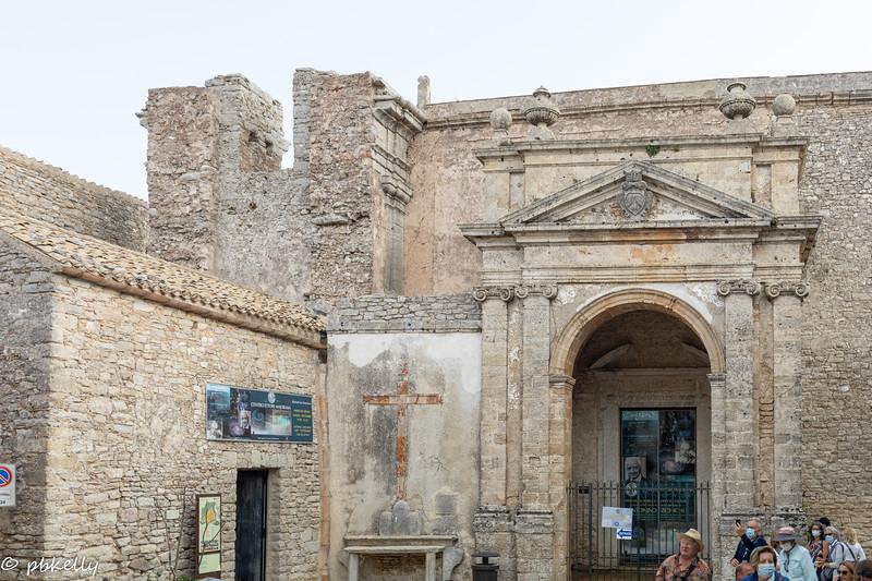 092421.  Chiesa San Domenico, Erice.