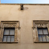 Window detail in Palazzo Abatellis.