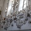 The next few are some of the ornate stucco statues and decorations in the Oratorio del SS Rosario  by Giocomo Serpotta