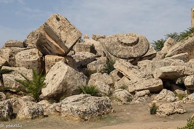 092221.  Seliunte,  Temple ruins.