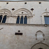 Palazzo Montalto.  Three different windows on this side.  Why?