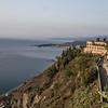 Taormina view.