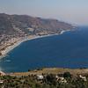 Taormina shore.