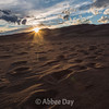 Sunset at Great Sand Dunes