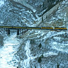 The Alaska Railroad Winter Train passes through Denali National Park and Preserve.