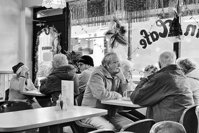 Chip shop Whitby