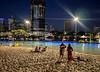Night Scene,  South Bank Brisbane