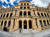Olympus 9mm fisheye BCL Brisbane Town Hall