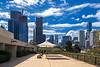 Art Gallery View Brisbane CBD