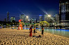 Southbank At Night Brisbane (2)