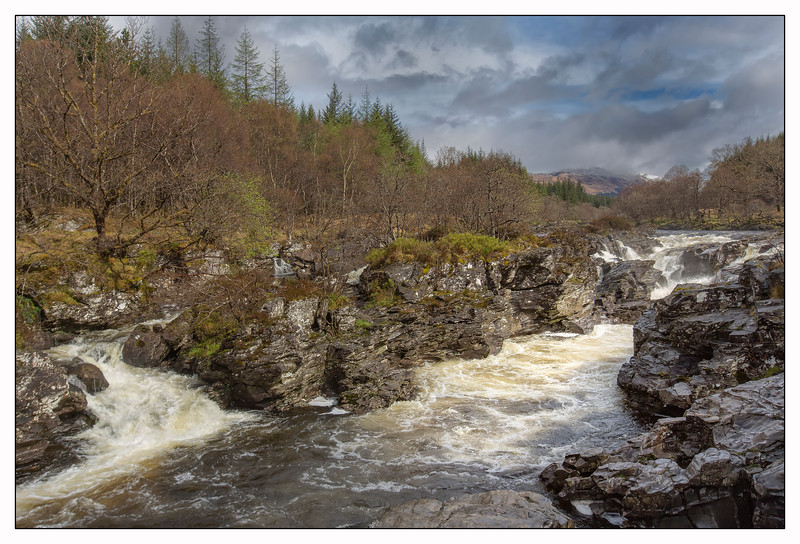 Falls Of Glen Orchy