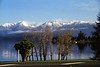 21/10/1999 - View From Caravan Park of Fiordland National Park,Te Anau, NZ