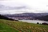 20/10/1999 - Dunedin Across Otago Harbour, NZ