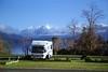21/10/1999 - Our Campervan at Te Anau, NZ