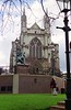 20/10/1999 - St Paul's Anglican Cathedral in The Octagon, Dunedin, NZ