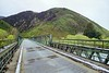 20/10/1999 - Single Lane Bridge Over The Clutha River, Beaumont, NZ