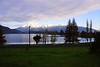 21/10/1999 - Fiordland National Park From Caravan Park,Te Anau, NZ