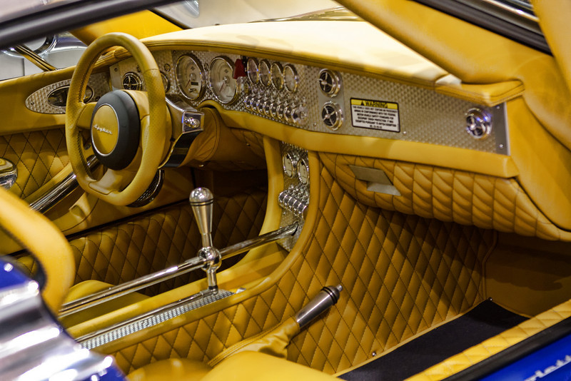 Spyker Aileron C8