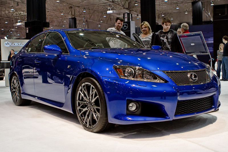 Lexus IS-250F